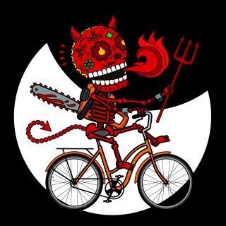 BicycleHalloween
